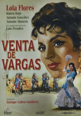 "Poster for the movie ""Venta De Vargas"""