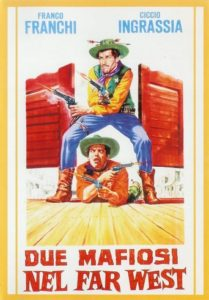 "Poster for the movie ""Dos pistoleros"""