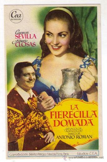"Poster for the movie ""La fierecilla domada"""