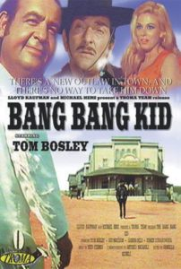 "Poster for the movie ""Bang Bang Kid"""