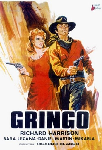 "Poster for the movie ""Gringo"""
