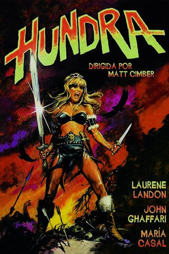 "Poster for the movie ""Hundra"""