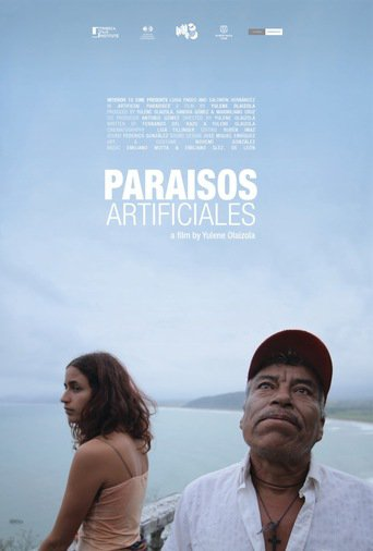 "Poster for the movie ""Paraisos artificiales"""