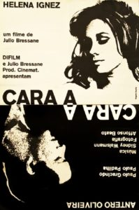 "Poster for the movie ""Cara a Cara"""