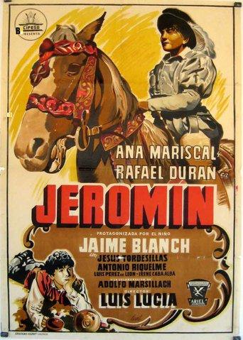 "Poster for the movie ""Jeromin"""