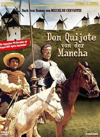 "Poster for the movie ""Don Quijote"""