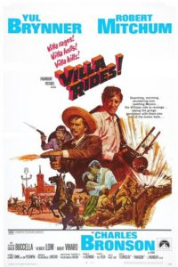 "Poster for the movie ""Villa cabalga"""