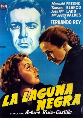 "Poster for the movie ""La laguna negra"""