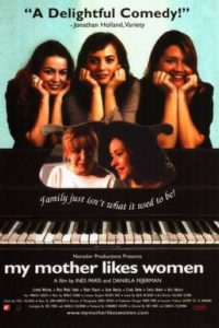 "Poster for the movie ""A mi madre le gustan las mujeres"""