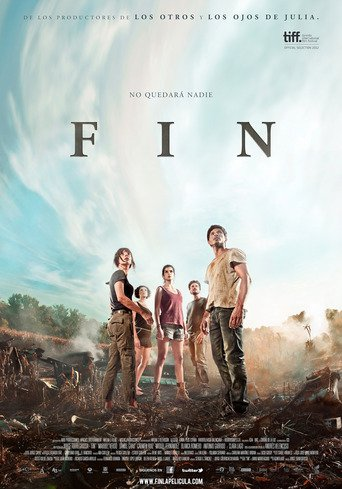 "Poster for the movie ""Fin"""