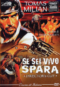 "Poster for the movie ""Oro maldito"""