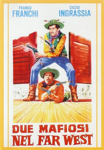 """Poster for the movie """"Dos pistoleros"""""""