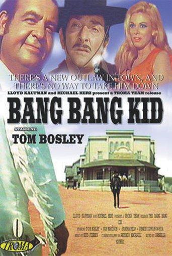 """Poster for the movie """"Bang Bang Kid"""""""