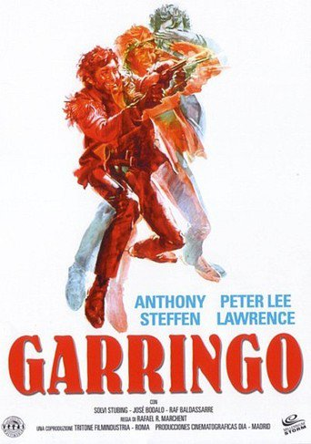 "Poster for the movie ""Garringo"""