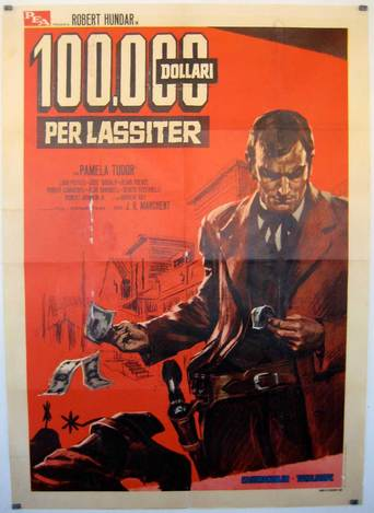 "Poster for the movie ""La muerte cumple condena"""